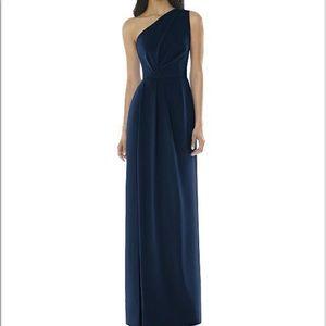 Social 8156 Midnight Bridesmaids Dress